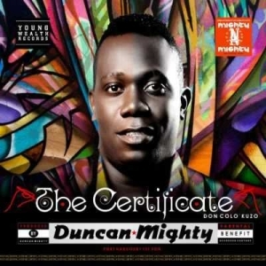Duncan Mighty - Finish Work